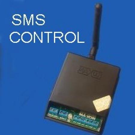 کنترل راه دور لوازم برقیSMS و تلفن کننده اتوماتیک