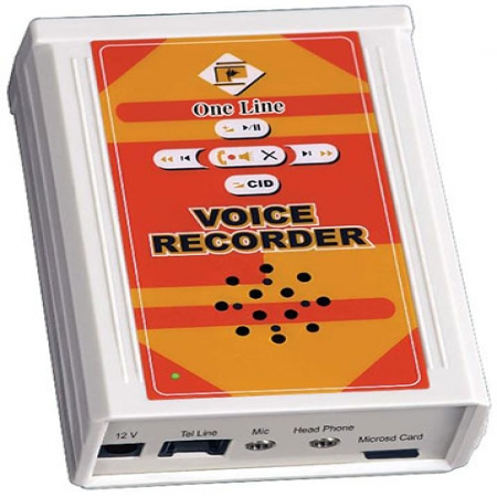 دستگاه ضبط مکالمات صوت پرداز1کانال