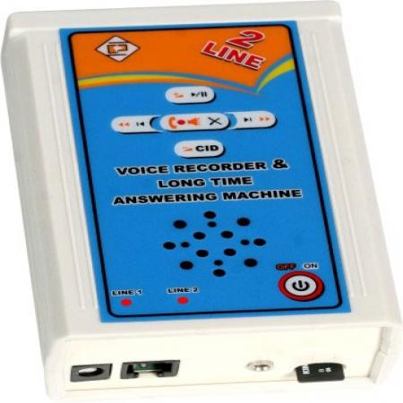 دستگاه ضبط مکالمات صوت پرداز2کانال