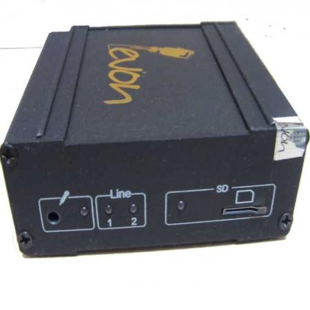 دستگاه ضبط مکالمات تلفنی 2خط مدل Levon
