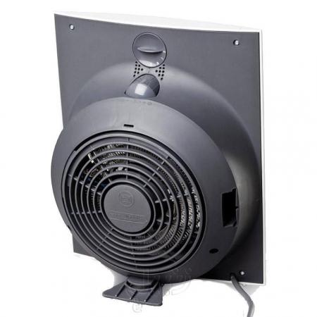 بخاری برقی فن دار فاکر مدل DOPPIO