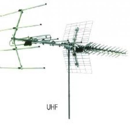 آنتن شاخه ای UHF سیماران