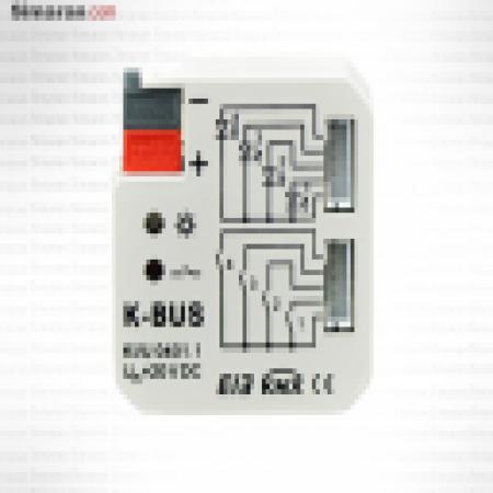 اینترفیس پشت کلیدی هوشمند 4 کاناله HA/U04 سیماران