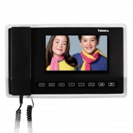 """مانیتور دیجیتال تصویری رنگی """"7 - TVM-7500 تابان الکترونیک"""