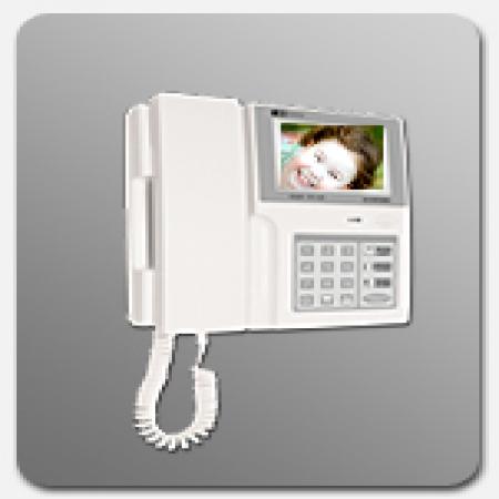 گوشی تصویری رنگی دیجیتال دزدگیردار  تکنما
