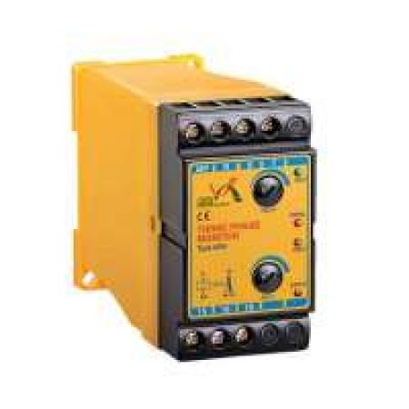 کنترل فاز رله های حفاظتی و مونیتورینگ برنا الکتریک