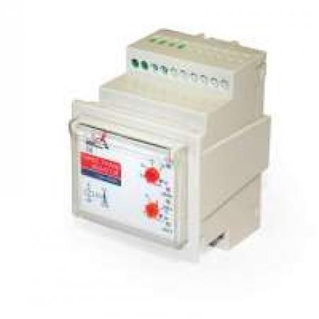 کنترل فاز طرح PLC رله های حفاظتی و مونیتورینگ برنا الکتریک
