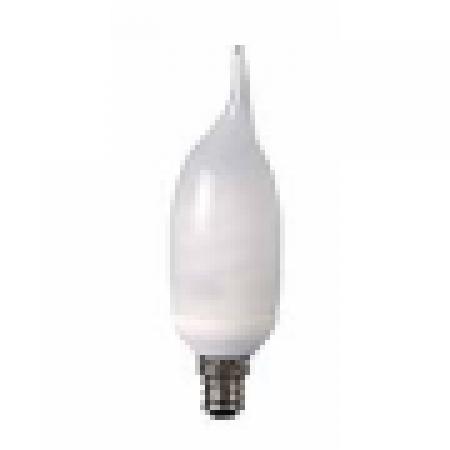 لامپ کم مصرف 11 وات اشکی (Tailed Candle) شرکت افراتاب