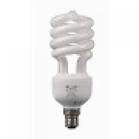 لامپ کم مصرف پیچی 15 وات (HSP) شرکت افراتاب