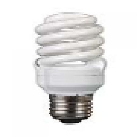 لامپ کم مصرف پیچی 15 وات(FSP-T2) شرکت افراتاب