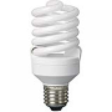 لامپ کم مصرف پیچی 18 وات (FSP-T2) شرکت افراتاب