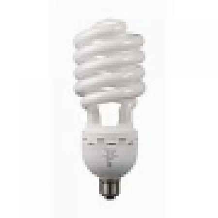 لامپ کم مصرف پیچی 55 وات شرکت افراتاب