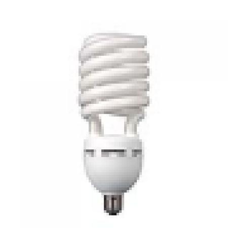 لامپ کم مصرف پیچی 65 وات شرکت افراتاب