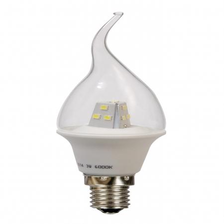 لامپ ال ای دی 3W شرکت افراتاب