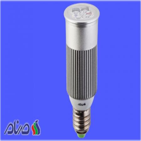 لامپ ال ای دی spot 5w صنام الکتریک