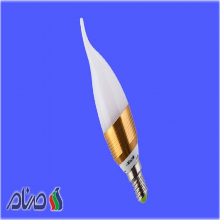 لامپ ال ای دی LT 3w صنام الکتریک
