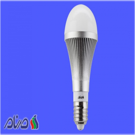 لامپ ال ای دی  bulb 7w صنام الکتریک