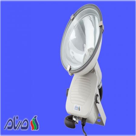لامپ یو سی دی متمرکز 60 وات صنام الکتریک