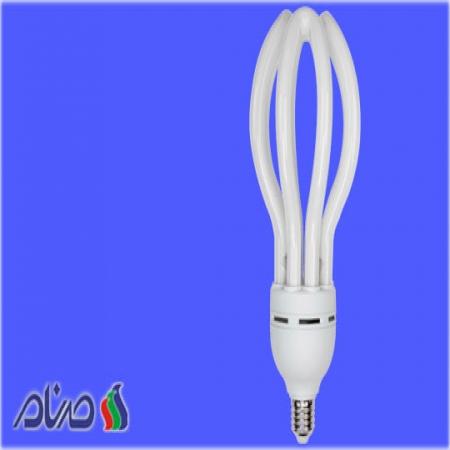 لامپ کم مصرف CFL85W صنام الکتریک