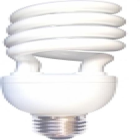لامپ کم مصرف پیچی 35w سهند آوا یاران