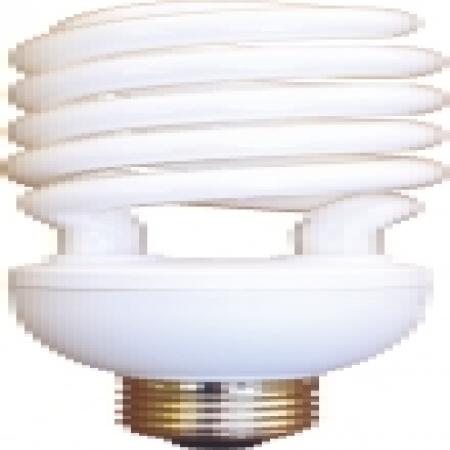لامپ کم مصرف پیچی 40w سهند آوا یاران