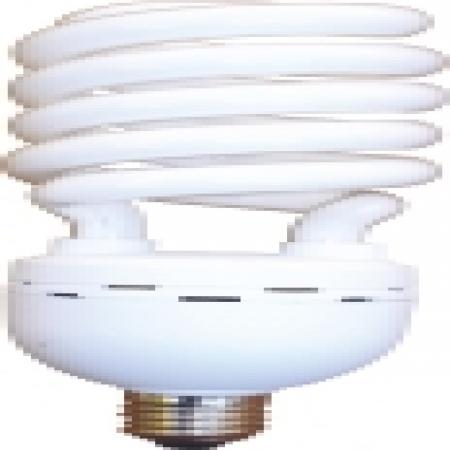 لامپ کم مصرف پیچی 50W سهند آوا یاران