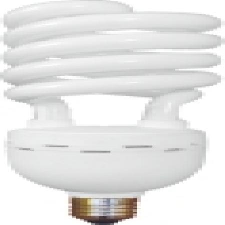 لامپ کم مصرف پیچی 55W سهند آوا یاران