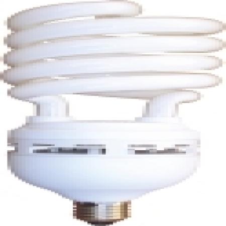 لامپ کم مصرف پیچی 75W سهند آوا یاران