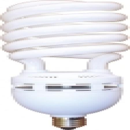 لامپ کم مصرف پیچی 85W سهند آوا یاران