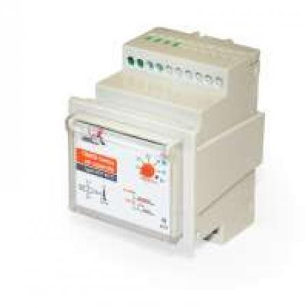 تایمر تاخیر در وصل طرح PLC رله های زمانی برنا الکترونیک