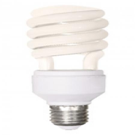 لامپ کم مصرف 23 نیم فنری نما نور آسیا
