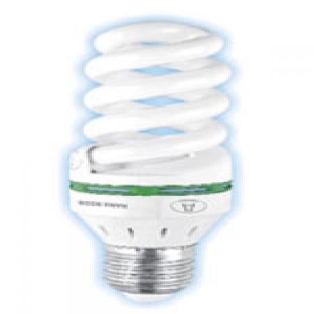 لامپ کم مصرف 16 وات فنری نما نور آسیا