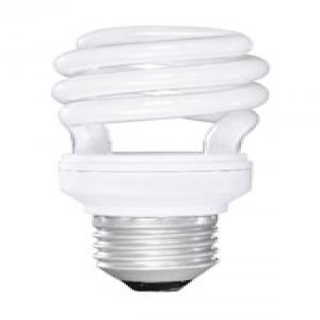 لامپ کم مصرف 11 وات نیم فنری نما نور آسیا