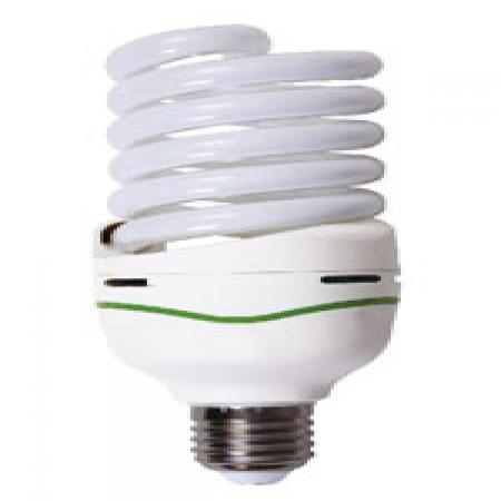لامپ کم مصرف 45 وات فنری لبخند نما نور آسیا