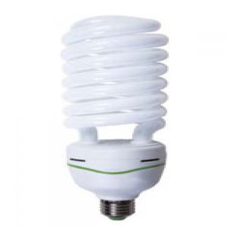 لامپ کم مصرف 85 وات نیم فنری نما نور آسیا