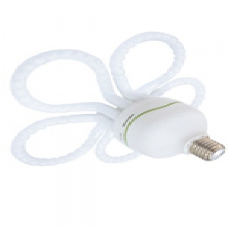 لامپ کم مصرف 80 وات گلی لبخند نما نور آسیا
