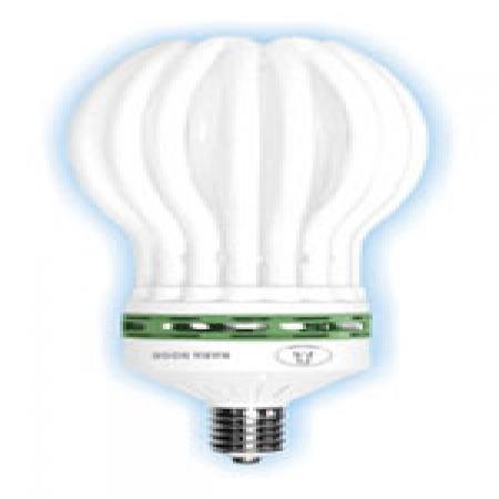 لامپ کم مصرف 130 وات نما نور آسیا