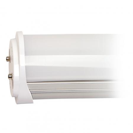 لامپ ال ای دی تی 8 آلومینیوم نما نور آسیا