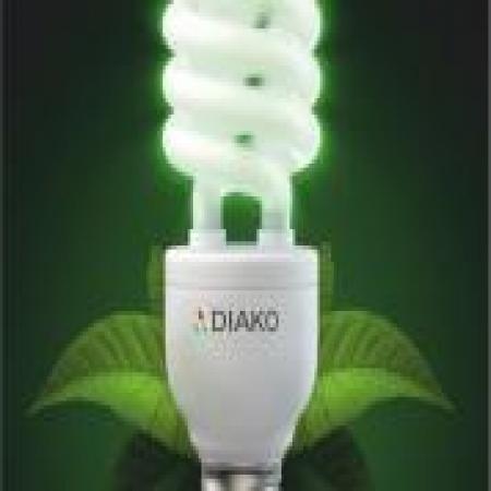 لامپ کم مصرف Tarh فروزان اندیش راد