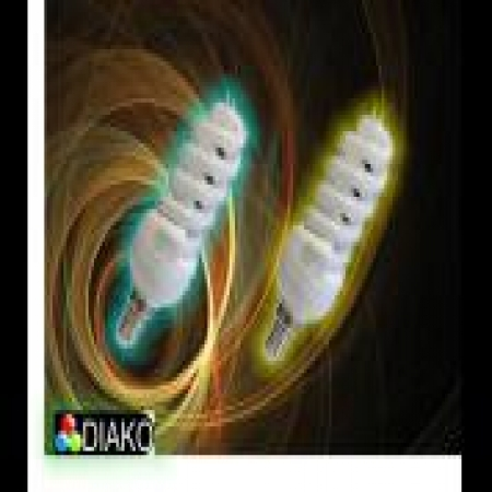 لامپ کم مصرف DIAKO-11W فروزان اندیش راد