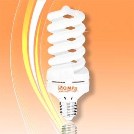لامپ کم مصرف 30 وات تمام پیچ امید پدیده