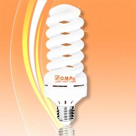 لامپ کم مصرف 35 وات تمام پیچ امید پدیده