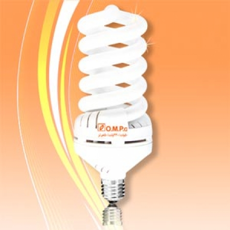 لامپ کم مصرف 50 وات تمام پیچ امید پدیده