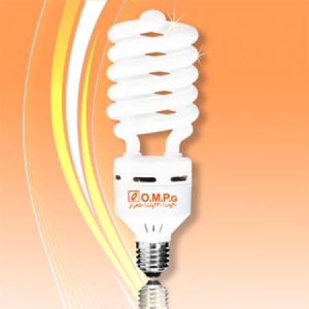 لامپ کم مصرف 40 وات نیم پیچ امید پدیده