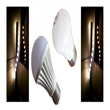 لامپ حبابی فوق کم مصرف ال ای دی 2.5 وات افروغ