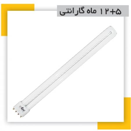 لامپ کم مصرف اف پی ال 100 وات بدیع نور