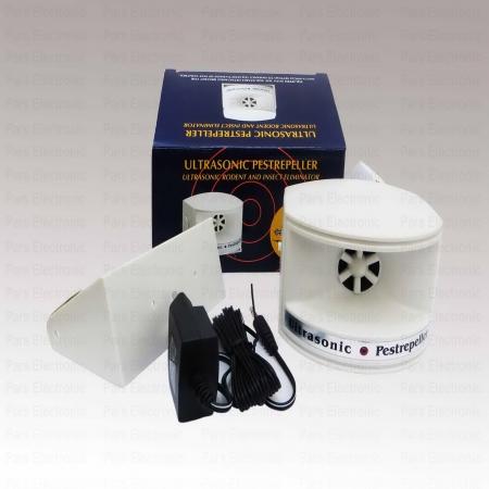 دستگاه دفع موش،سوسک،جیرجیرک UAW-968 پارس الکترونیک