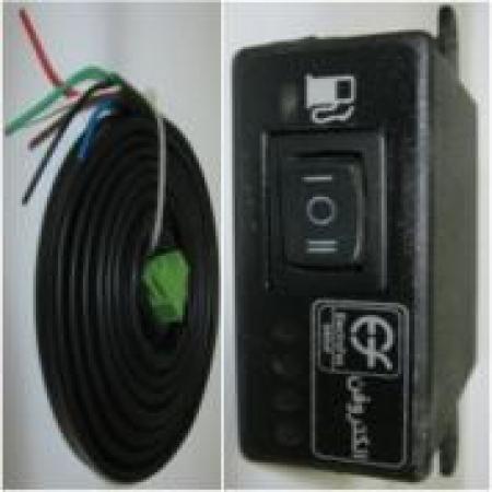 کلید برد نیم کیت LPG الکتروفن