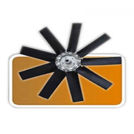 پروانه های مولتی وینگ 4z خزر فن