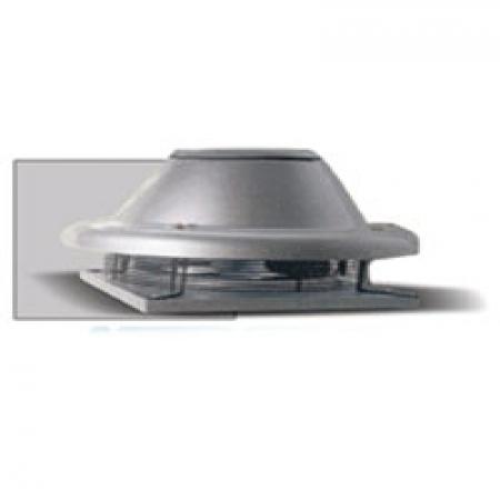 هواكش سقفی دمپردار بدنه فلزي خزر فن